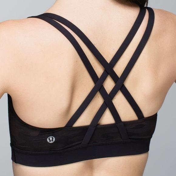lululemon athletica Other - Lululemon black sports bra